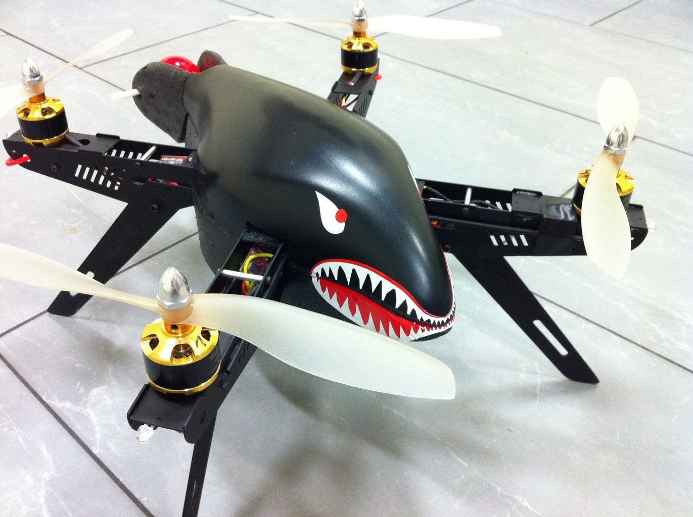 The Rise of Unmanned Aerial Vehicles