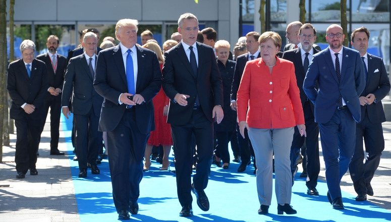 NATO, Trump and Turkey:The Alliance Needs More Coherence*