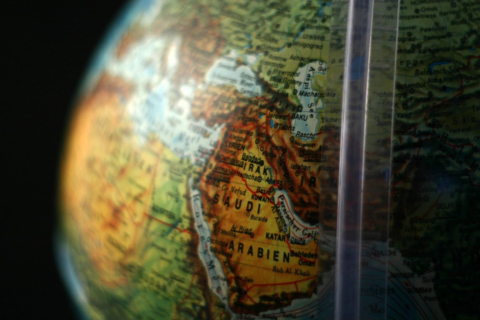 Saudi Arabia-Iran Rivalry and the ISIS