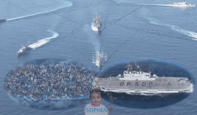 A humanitarian mission in line with human rights? Assessing Sophia, the EU's naval response to the migration crisis