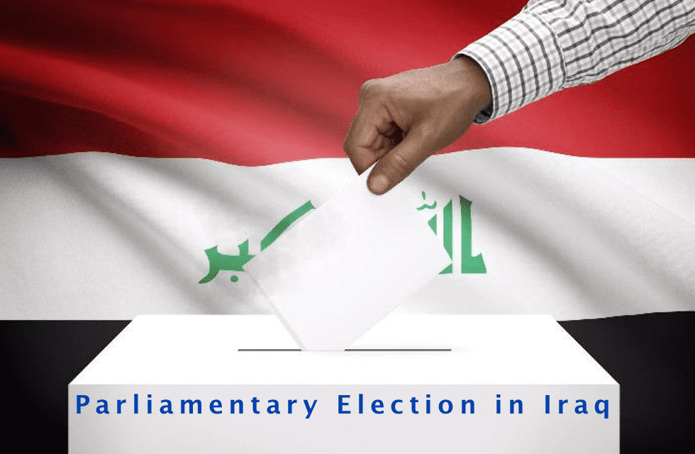 Parliamentary Election in Iraq