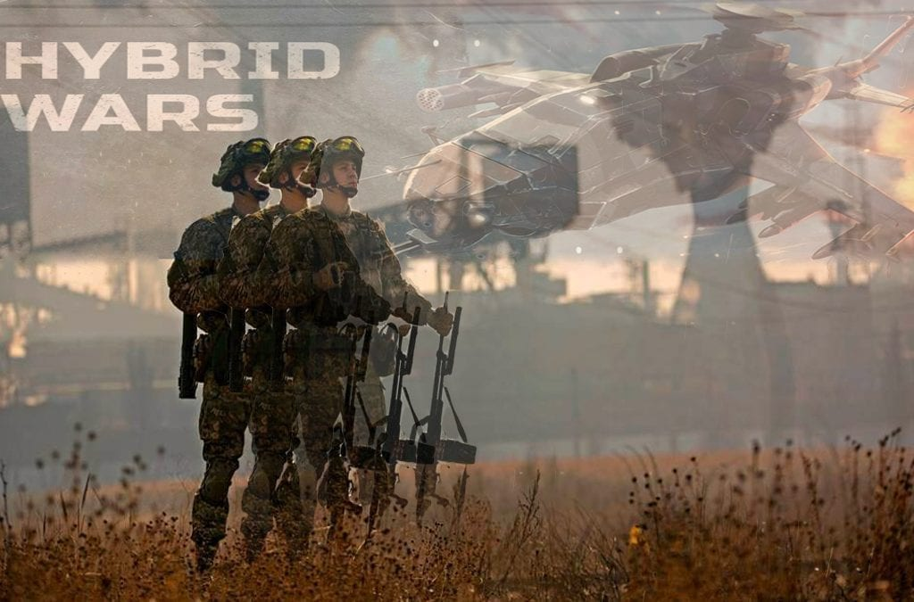 Media Coverage of Hybrid Warfare Concept