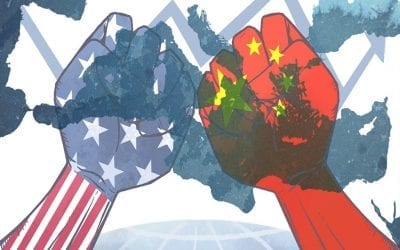US and China struggle for hegemony on Cyprus and the Eastern Mediterranean