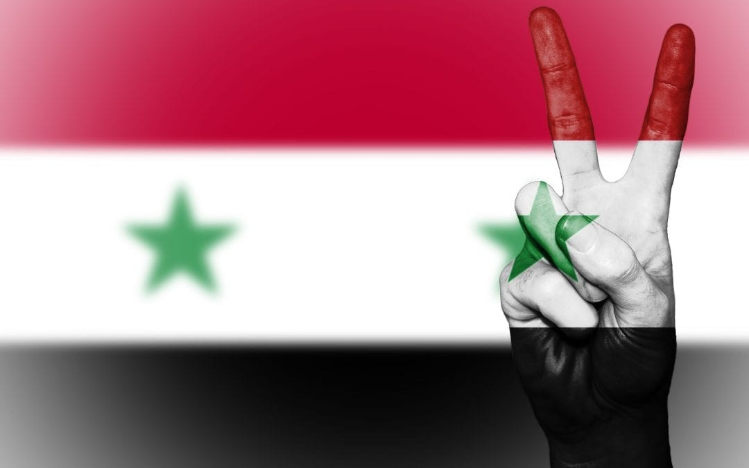 The Principle of Self-Determination in International Law and the Syrian Civil War