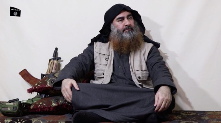 Baghdadi Resurfaces to Show He Is in Good Health and in Full Control Beyond the Horizon ISSG