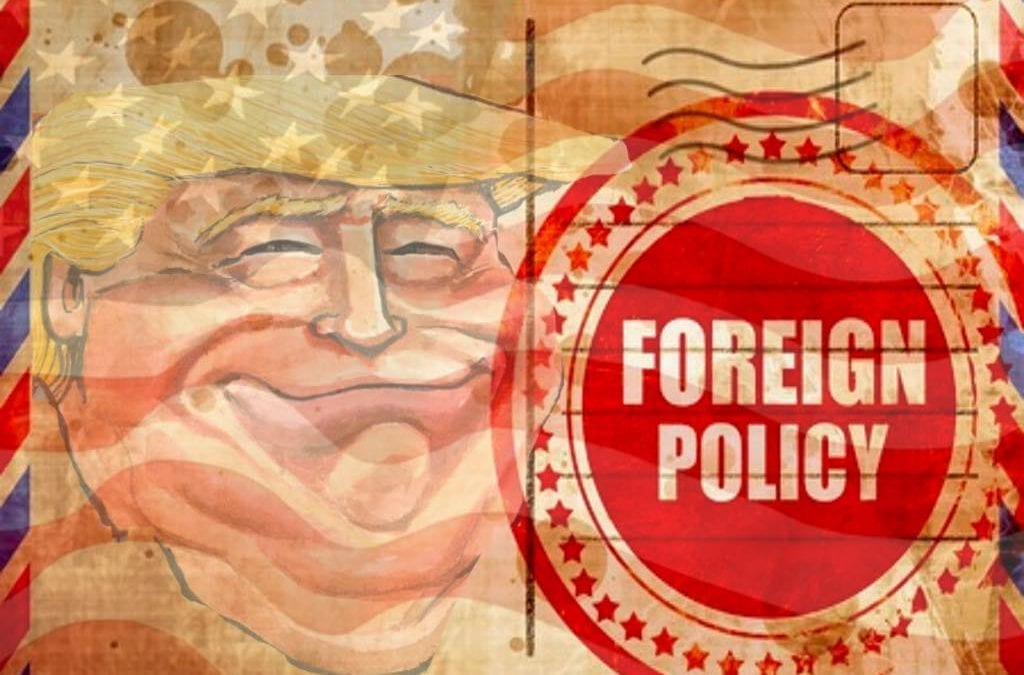 Cocked&Loaded: New US Foreign Policy