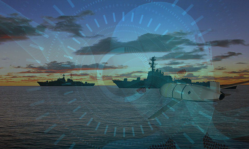 Anti-Ship Missile Defense with Artificial Intelligence Beyond the Horizon ISSG