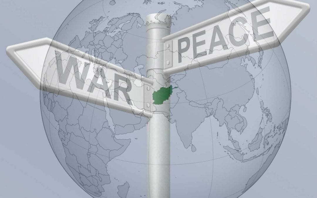 End of the Peace Process in Afghanistan