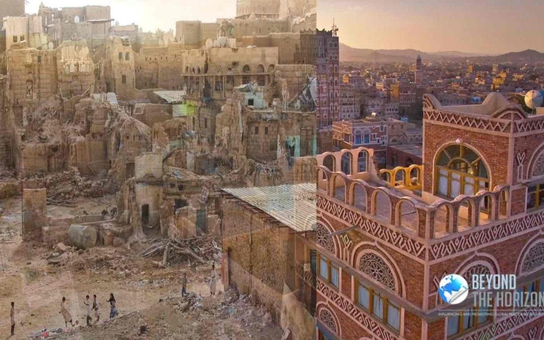Why will Yemen be the poorest country in the world by 2022 Beyond the Horizon ISSG