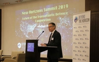 New Horizons Summit 2019 Opening Remarks
