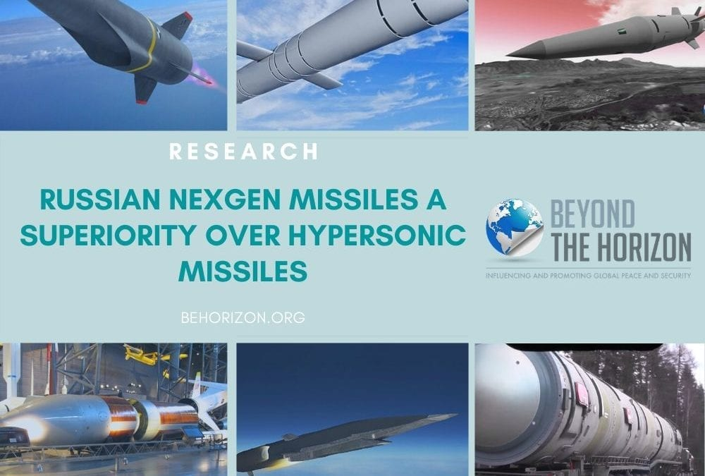 Russian NexGen Missiles a Superiority over Hypersonic Missiles