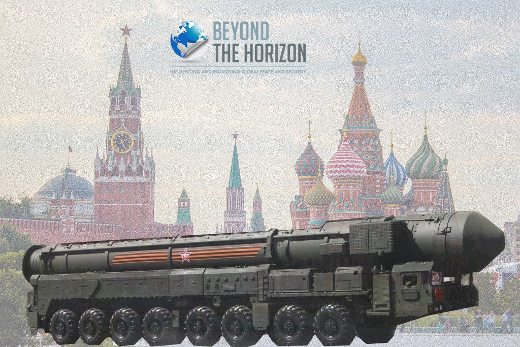 Sarmat with Practically Unlimited Range Beyond the Horizon ISSG