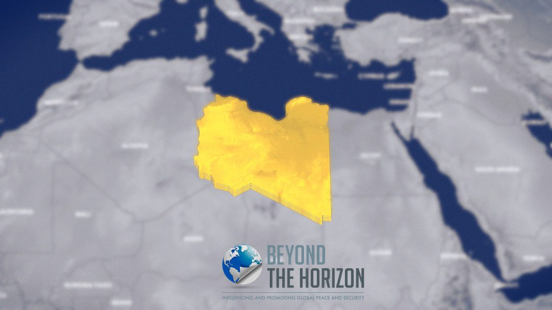 Cracking Alliance- Western Libya groups fell out with each other Beyond the Horizon ISSG