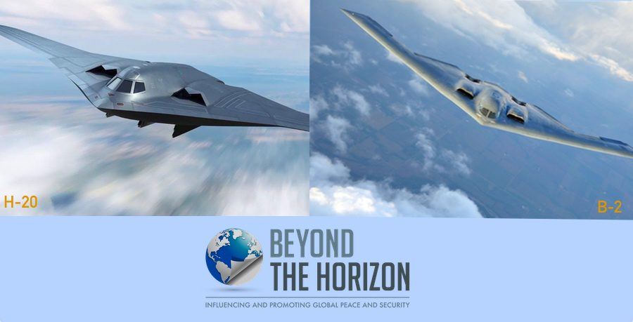 "H-20 – China's New Stealth Bomber Could ""Double"" Strike Range"