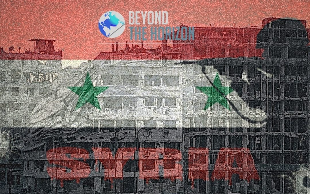 Changing Dynamics of the Syrian Civil War Beyond the Horizon ISSG