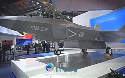 J-31 – China's Second Stealth Bomber Rolling Out…